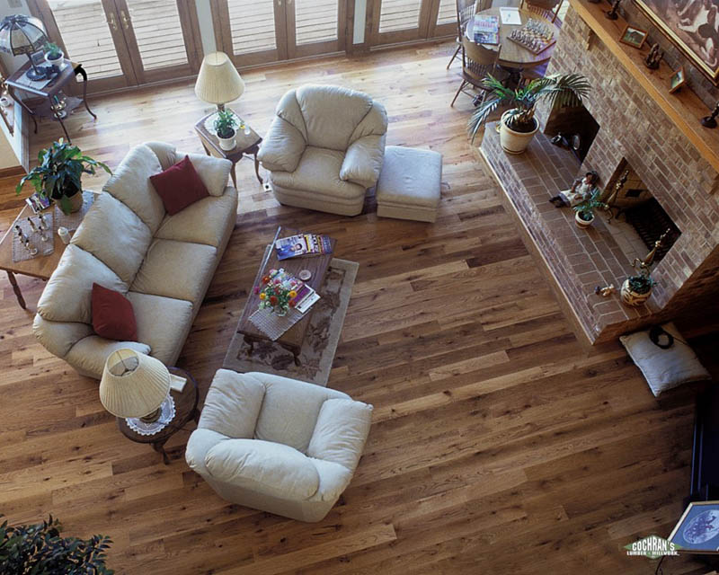 hardwood flooring in Cincinnati