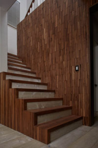 wood wall treatments