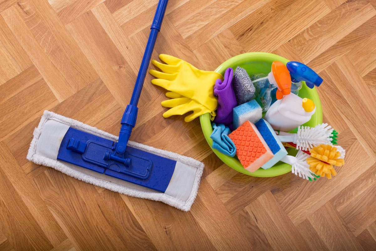 Wood Floor Care and Maintenance Tips - Mansion Hill Custom
