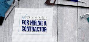 Flooring Contractor Checklist