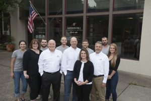 Mansion Hill Custom Floors employees and owners